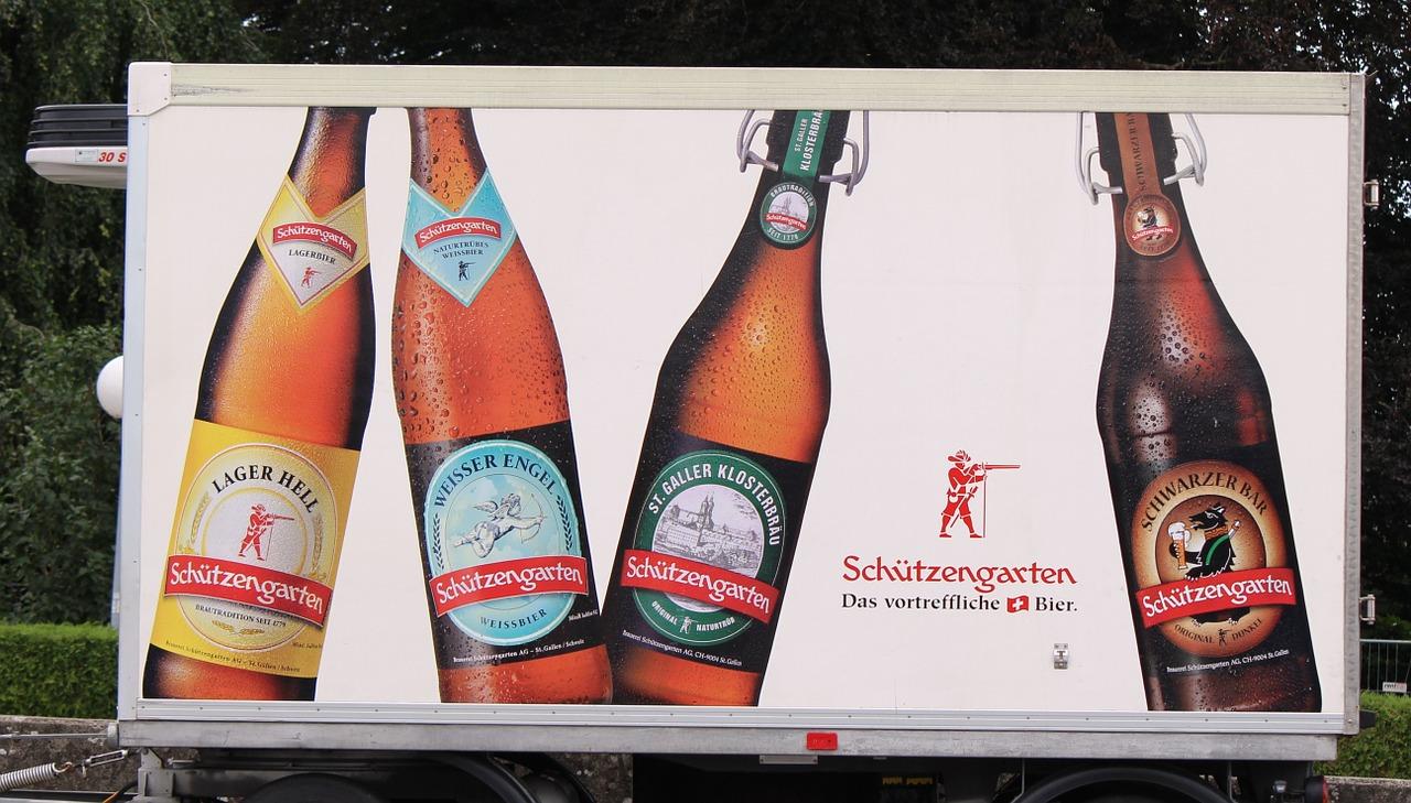 Werbung: Bier