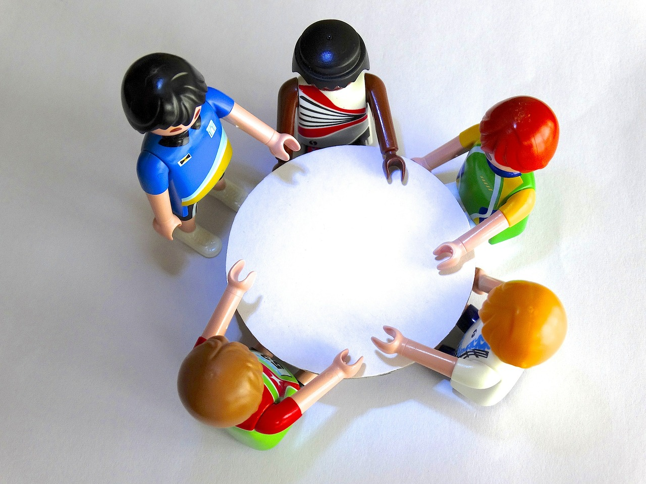 Playmobil Meeting