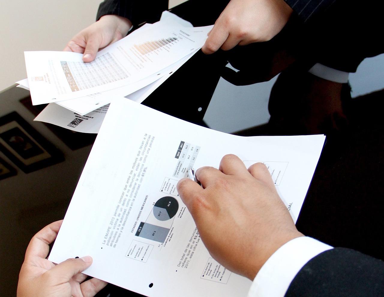 Hier finden Sie eine Checkliste für das Bankgespräch