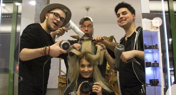 Selbstständig Machen Mit Einem Friseursalon Gründer Zeigt Wie Es Geht