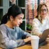 Unternehmensgründung durch Ausländerinnen: Wer gründet häufiger?